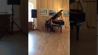 Анна Швец. П.И. Чайковский. Танец маленьких лебедей.