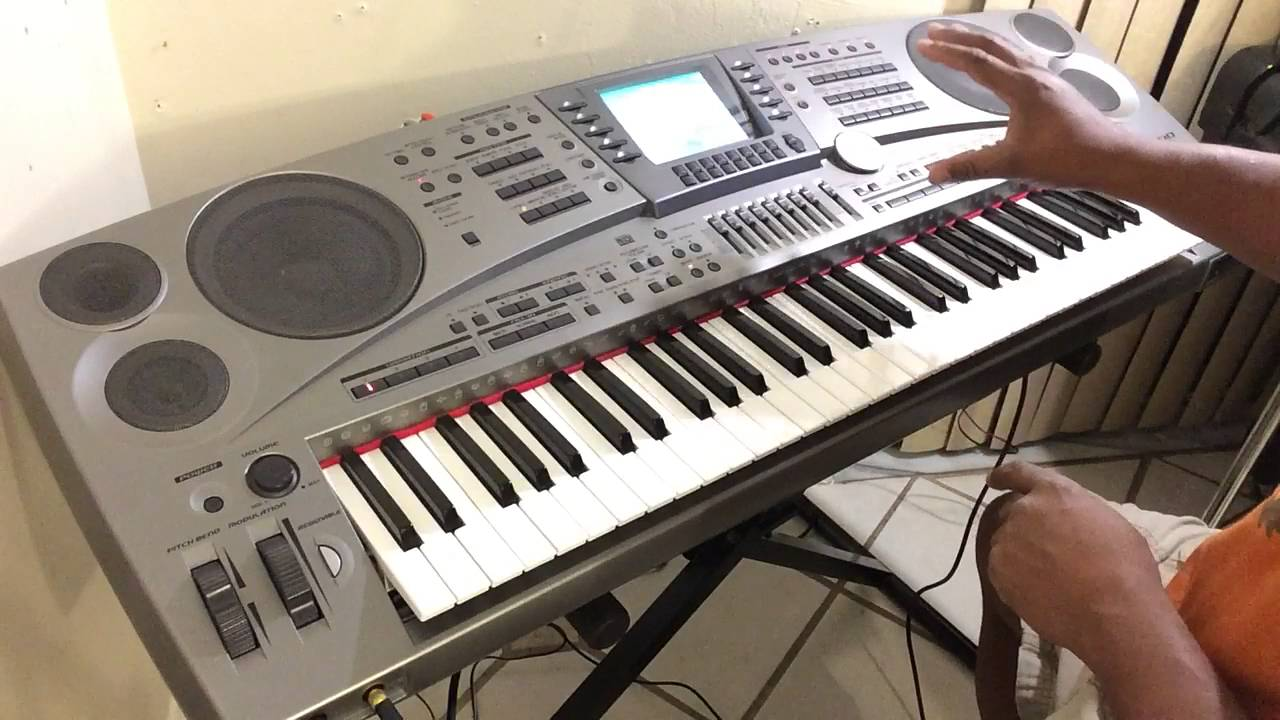 42bbad3fd9f6 Casio MZ-2000 Piano Category Demonstration by Kris Nicholson Video 2 ...