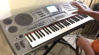 Casio MZ-2000 Piano Category Demonstration by Kris Nicholson Video 2
