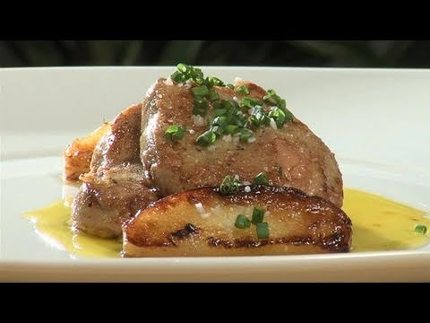 How To Prepare Sauteed Foie Gras