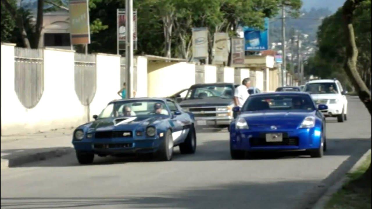 Mustang Z28 >> 1978 CAMARO Z28 VS 2006 NISSAN 350Z - YouTube