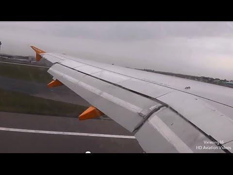 Easyjet A319 ABORTED
