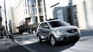SsangYong Actyon II 2010 кроссовер