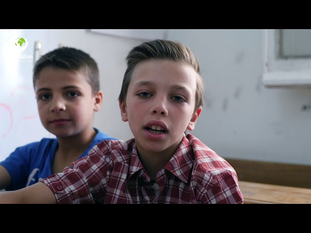 Support A Child In Syria To Learn The Quran ~ Ramadan 2019