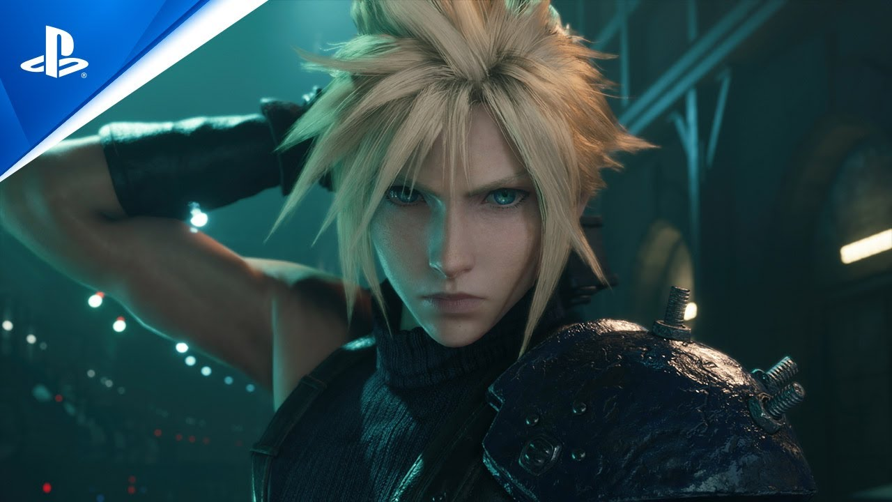 Final Fantasy VII Remake Intergrade - PS5-kenmerken video