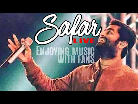 Safar - LIVE🔥🔥🔥 | ARIJIT SINGH LIVE | MMRDA GROUND MUMBAI | 12th November 2017