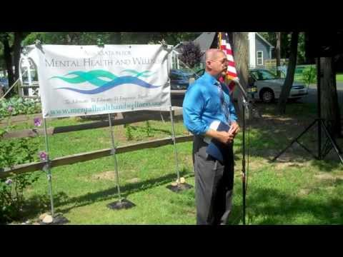 Association for Mental Health and Wellness - Press Conference - 07/23/14