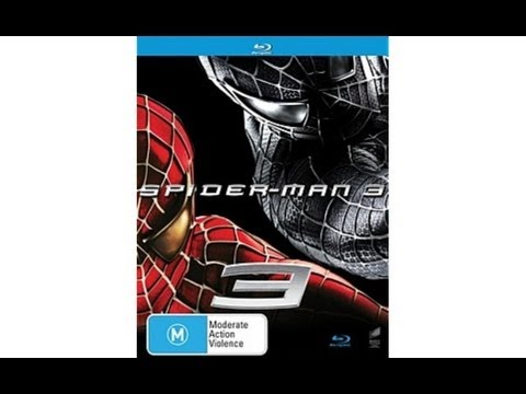 spider-mn-3-blu-ray-unboxing