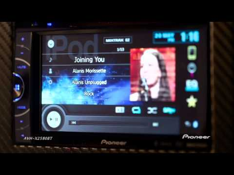 avh x2580bt dvd player 2 din com usb bluetooth e mixtrax youtube. Black Bedroom Furniture Sets. Home Design Ideas