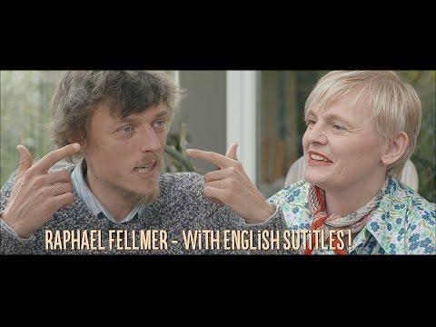 """Bärensuppe: Raphael Fellmer, """"Glücklich ohne Geld"""" und Bilbo Calvez - English Subtitles"""