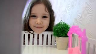 Барби Дом мечты  Кукольный домик своими руками(Видео для детей Подружка Ариша получила в подарок на День рождения дом для кукол Барби. Дом мечты для Барби..., 2016-05-27T13:03:36.000Z)