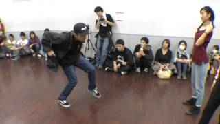 beat the repeat vs IRiS BEST16 FREESTYLE SIDE / RUN UP! × ばとる☆マギカ vol.2