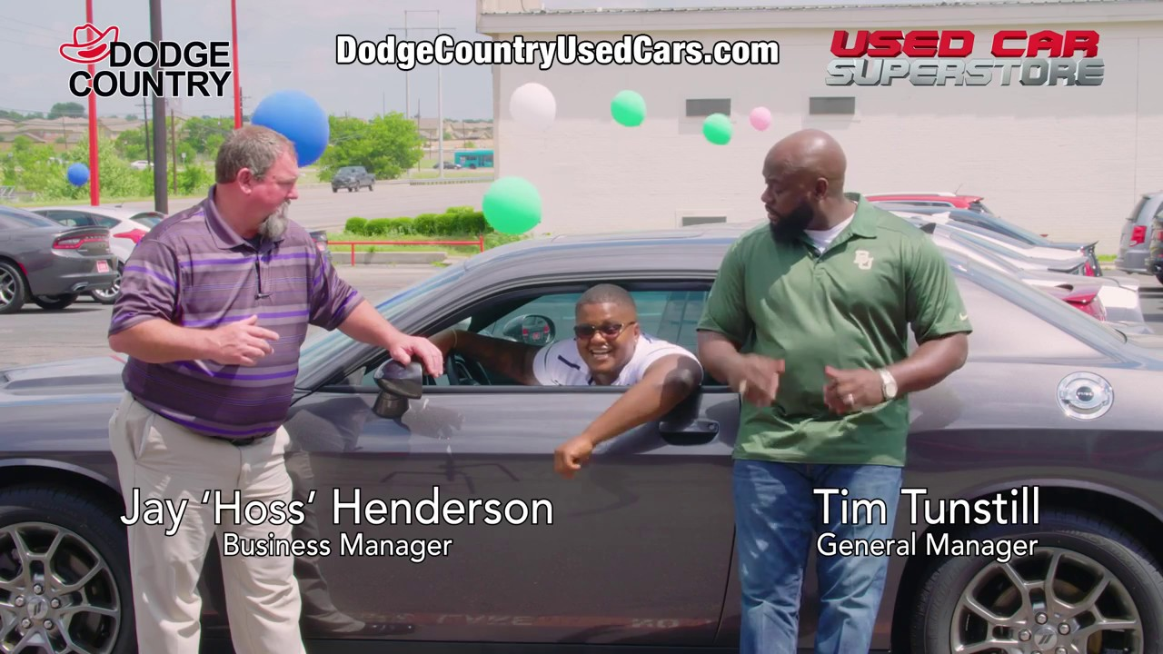 Dodge Country Used Cars Killeen Tx >> Memorial Day Sign And Drive Sales Event Dodge Country Used Cars