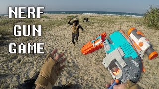 Nerf Gun Game: BETA VERSION (Nerf Meets Call of Duty)