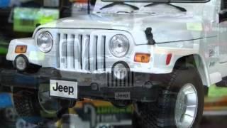 Revisión 1:18 / Jeep Wrangler Sahara & Rubicon, de Maisto.