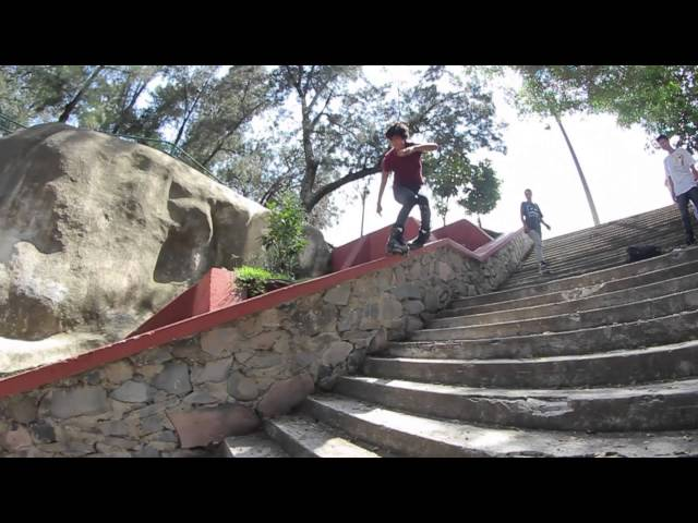 Ruedas Centro Roller
