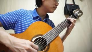 Giọt Nắng Bên Thềm - Classical Guitar Solo