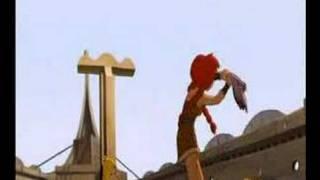 Asterix abba nackt