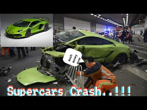 million-$$-supercars-accident-compilation