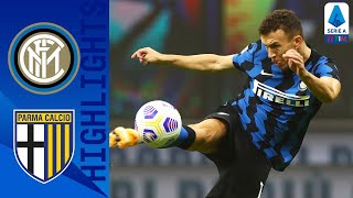 Inter 2-2 Parma | Last Minute Ivan Perišić goal Secures Point for Hosts! | Serie A TIM
