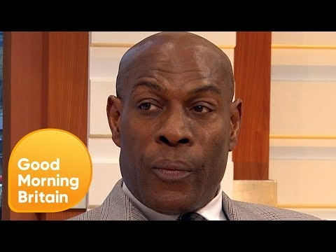 Boxing Legend Frank Bruno Shares His Opinion on Anthony Joshua | Good Morning Britain