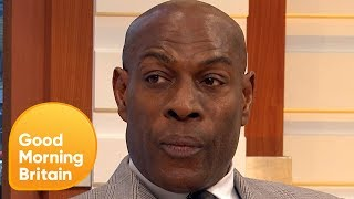 Video Boxing Legend Frank Bruno Shares His Opinion on Anthony Joshua | Good Morning Britain download MP3, 3GP, MP4, WEBM, AVI, FLV September 2017