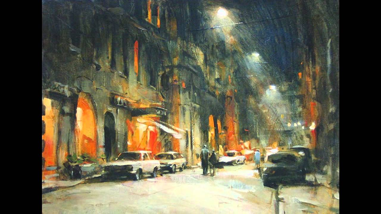 Youtube Cuadros Abstractos Dmitri Danish Pintor Ucrania 1966 - Youtube