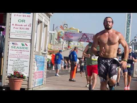 Seaside Semper Five Marine Corps Charity 5k race
