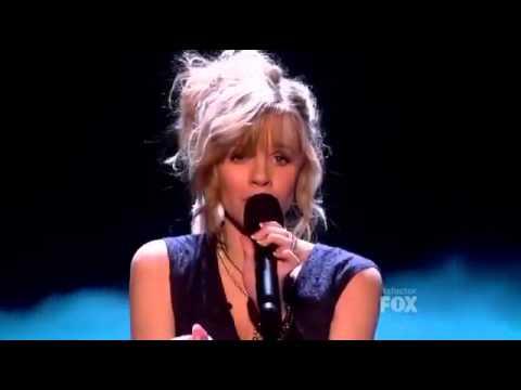The X Factor USA - Drew Ryniewicz Live Show WEEK 1