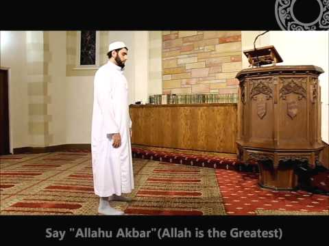 How to Pray like Prophet Muhammad (peace and blessing be upon him) Prayed