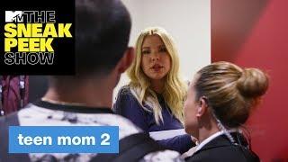 Drama Between Kailyn, Javi, & Briana Heats Up | The Sneak Peek Show | MTV