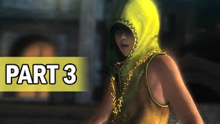 Bayonetta 2 Walkthrough Part 3 - The Gates of Paradise (Wii U 1080p Gameplay)