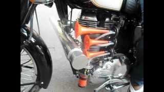 Bikes Mantra 3pipe pressure horn demo