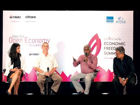 Panel :  Has the Open Economy worked in Sri Lanka?