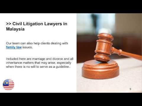 Civil Law in Malaysia