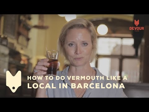How to Do Vermouth Like a Local in Barcelona   Devour Barcelona