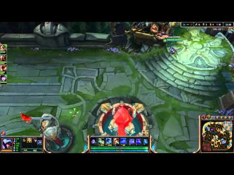 League Of Legends - Server Vietnam - Normal Gamer Play Normal Mode For Funny
