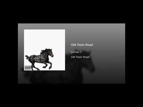 Old Town Road By Lil Nas X(1 HOUR)
