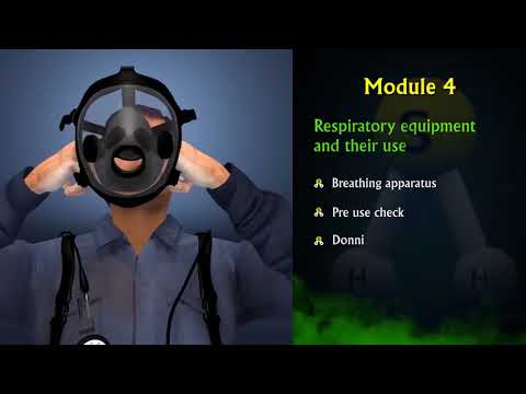 Hydrogen Sulfide H2S Gas Safety Awareness Training (H2S COURSE) Trailer