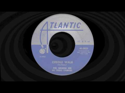Phil Guilbeau & His Creole Stompers - Creole Walk - Atlantic