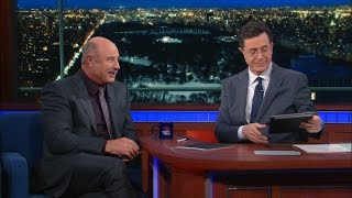 Stephen & Dr. Phil Answer Your Twitter Questions