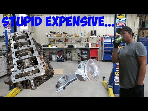 1200HP Duramax Engine Build |EP1| Parts Overview
