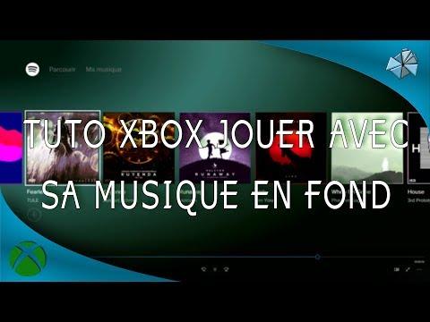 ◄ (TUTO XBOX) JOUER AVEC SA MUSIQUE EN FOND ►
