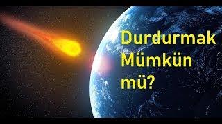 Asteroid Felaketini Önlemek Mümkün Mü?