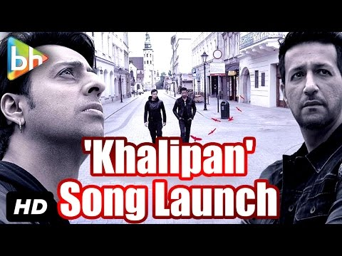 Khalipan OFFICIAL Song Launch | Salim Sulaiman