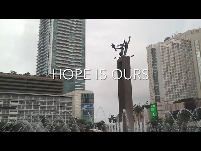 Hope is Ours