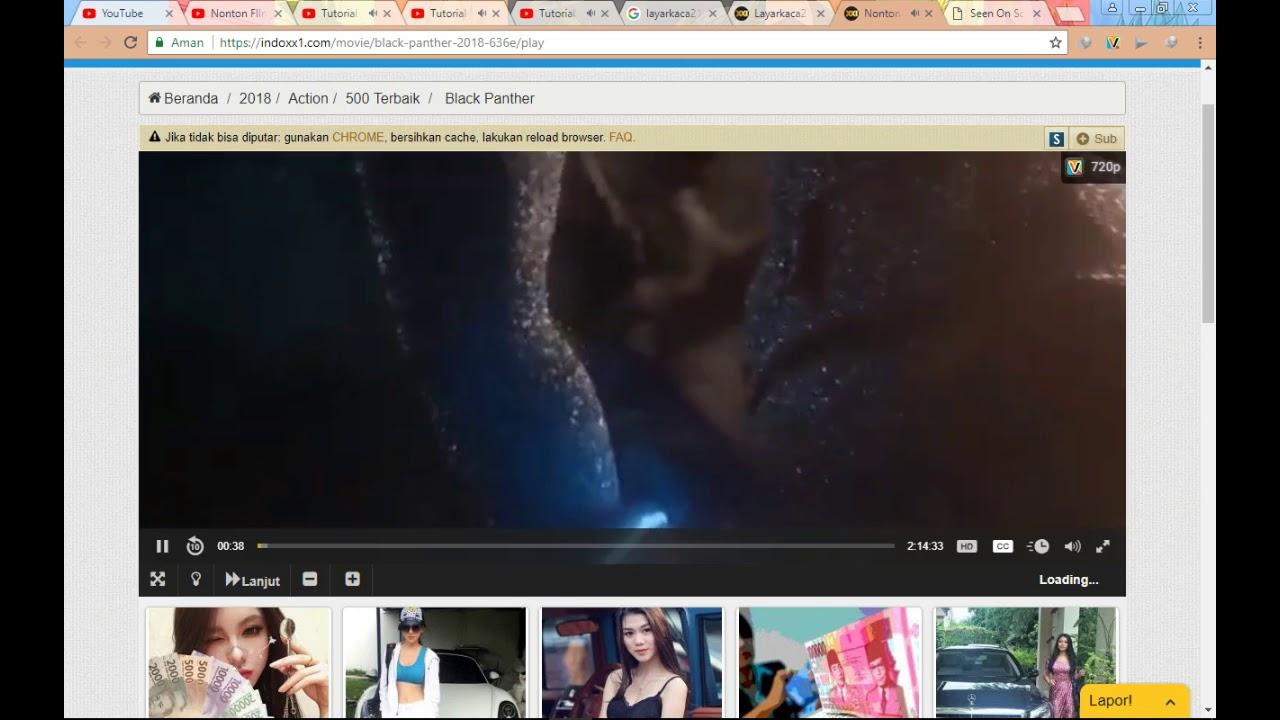 Cara Mendowload Film Di Indoxxi Terbaru Tanpa Aplikasi 2018 Youtube