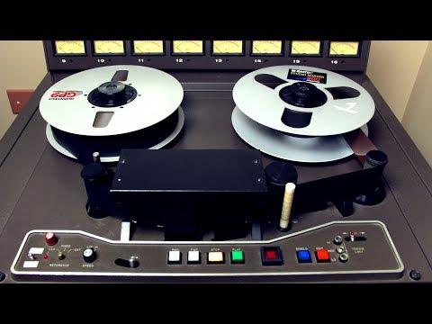 How Reel-to-Reel Tape Works