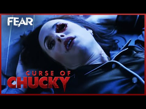 You Have Your Mother's Eyes | Curse Of Chucky