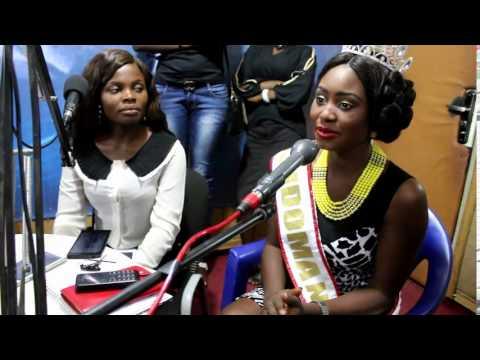 MISS IDOMA 2014@LOVEFM